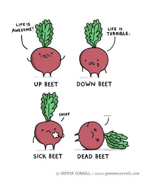 Which Beet are you?