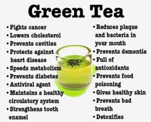 Green Tea Tips!