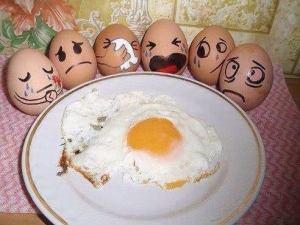Egg facebook