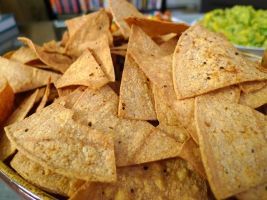 Chili Lime Tortilla Chips