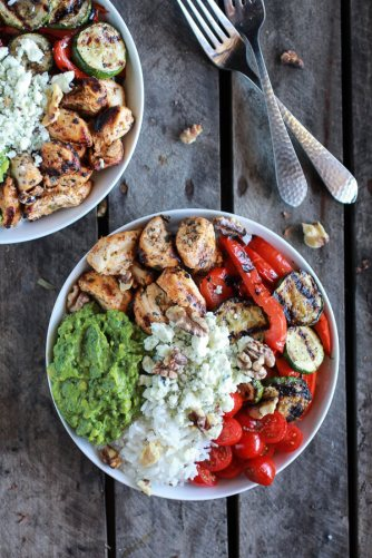 California-Chicken-Veggie-Avocado-and-Rice-Bowls-1