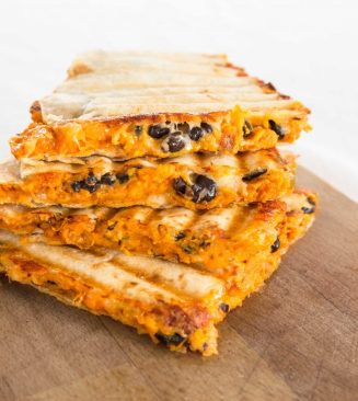 Roasted-sweet-potato-and-black-bean-quesadillas-744x834
