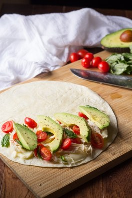 Chicken-and-Avocado-Caprese-Quesadillas-6