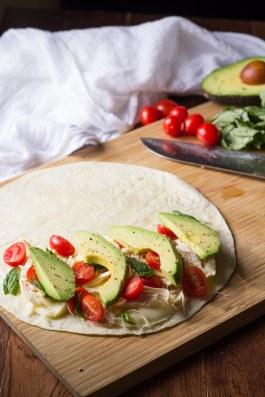 Chicken-and-Avocado-Caprese-Quesadillas-6