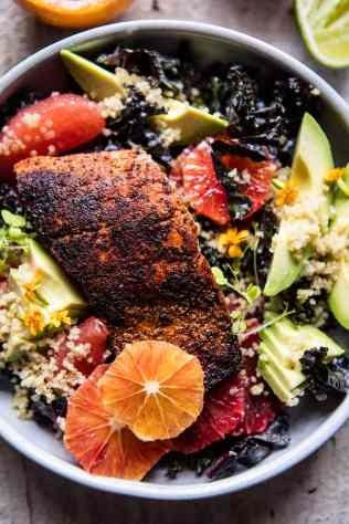 Glowing-Citrus-Avocado-Quinoa-and-Blackened-Salmon-Salad-6