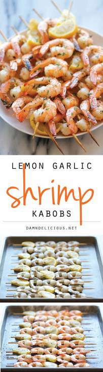 Lemon-Garlic-Shrimp-Kabobs