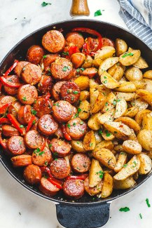 potato-sausage-recipe-idea