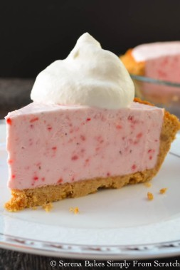 Frozen Strawberry Cheesecake (9 of 1)