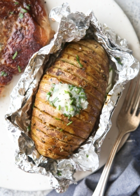 grilled-baked-potatoes-chive-butter-4