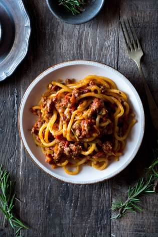 Pici-with-Tuscan-sausage-ragu-1-600x900-inside-the-rustic-kitchen